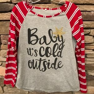 """Tops - """"On Sale‼️""""Baby it's Cold Outside"""" ❄️☃️💨❄️💦🌬"""